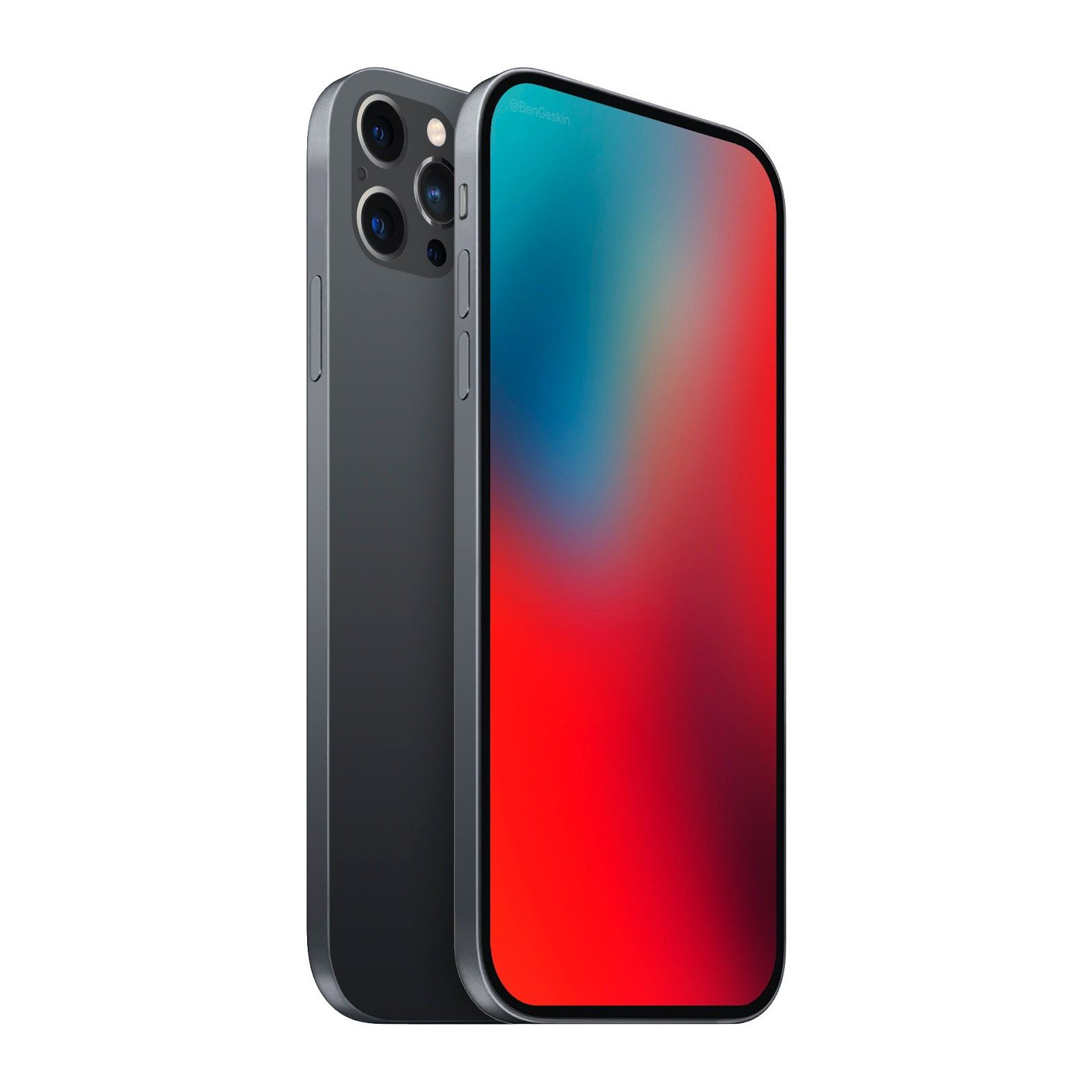 New Iphone Concept Released 12 Pro Said To Feature 6gb Ram Of Ram Iphone Wallpaper Hd Original Iphone Samsung Wallpaper