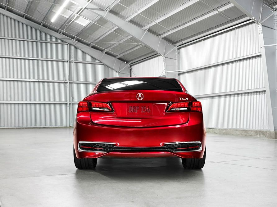TLX 2015 PROTOTIPO (With images) Acura tlx, Acura cars