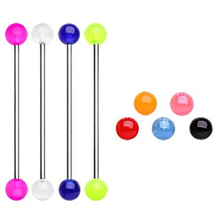 UV Ball Surgical Steel Industrial Bars