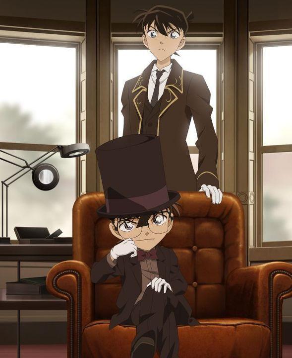 Ảnh Anime đẹp ( 1 ) - Meitantei Conan