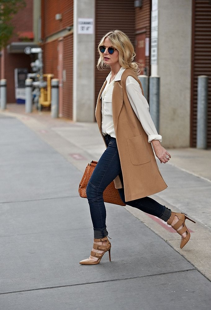 How To Wear Long Sleeveless Coat Or Vest Top Picks For