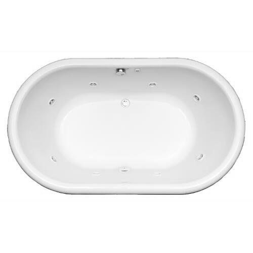72 X 42 Total Massage Tub Tub Air Tub Whirlpool Tub