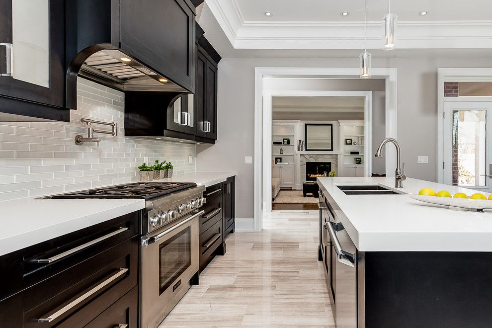 Best Transitional Toronto With Gray Owl 2137 60 Benjamin Moore 400 x 300