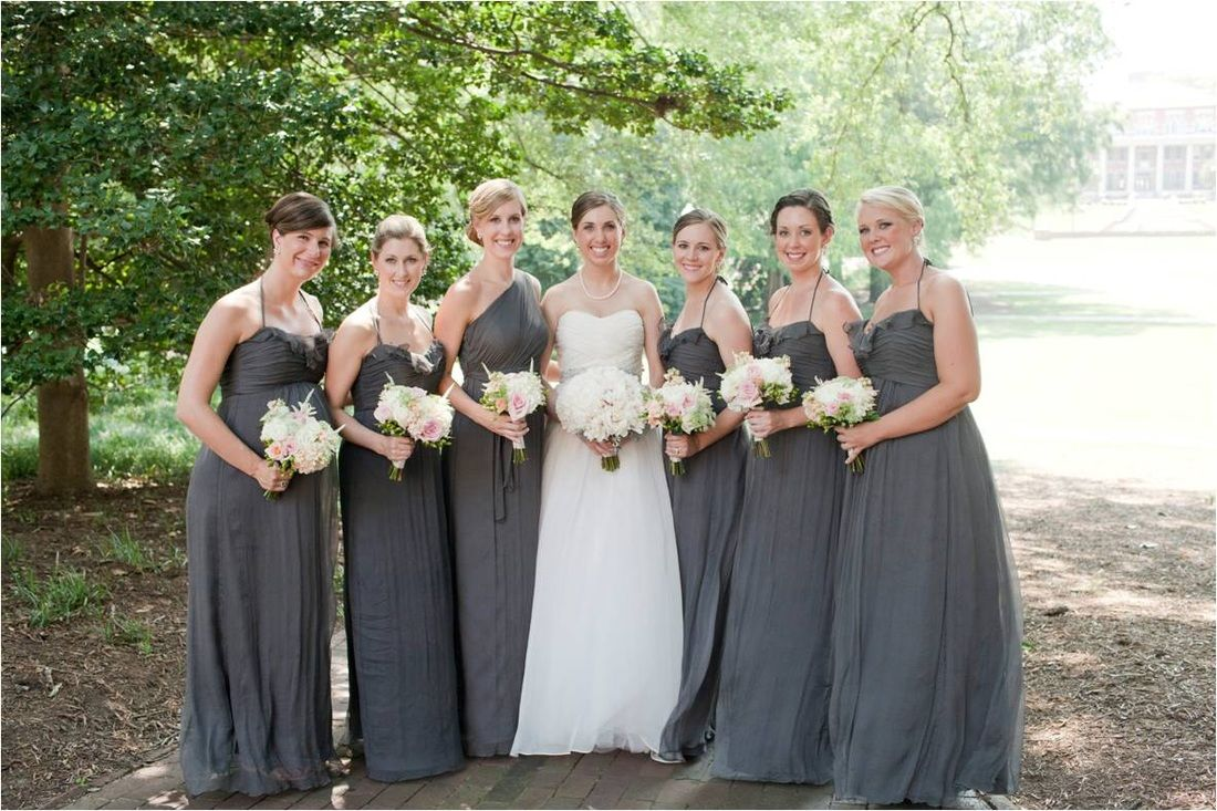Choosing bridesmaid dresses with different necklines help flatter choosing bridesmaid dresses with different necklines help flatter everyone in your bridal party read more ombrellifo Images