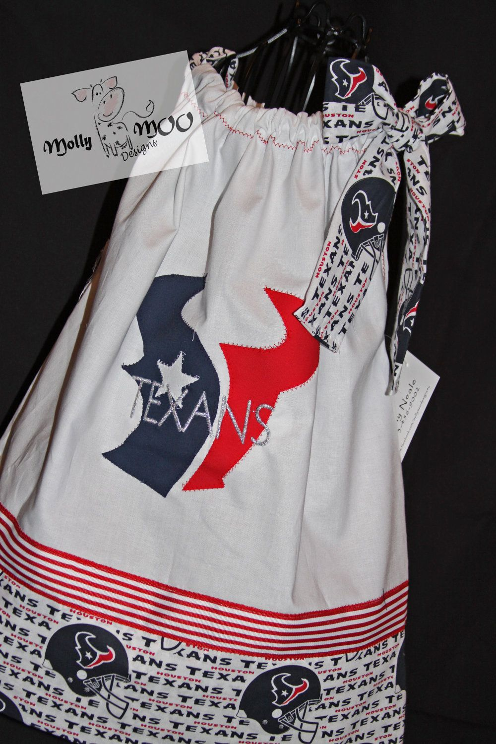e25889c8 Houston Texans Dress. For my future daughter(if I have one ...