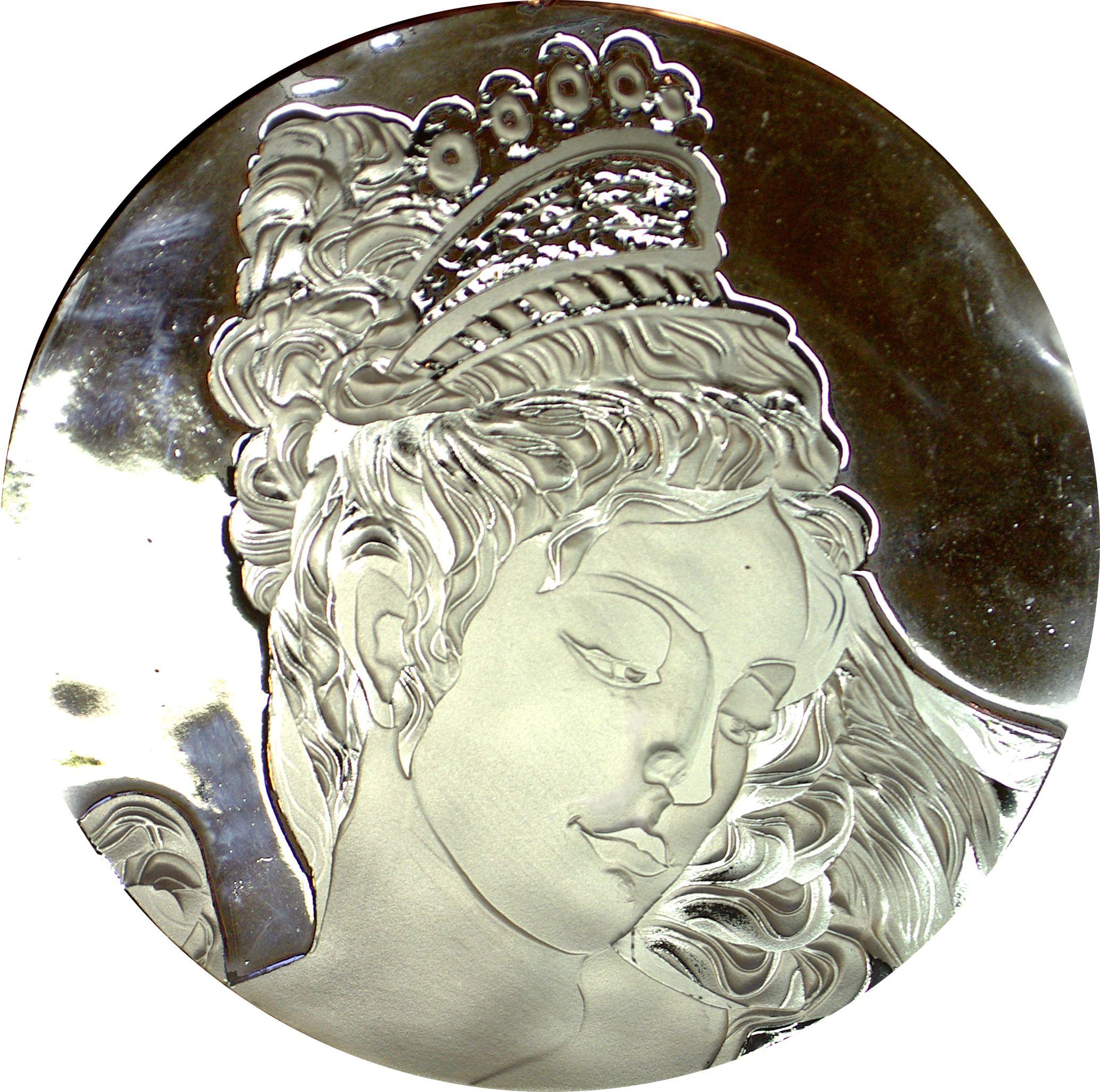 sandblasted carved glass detail by france vitrail international. Black Bedroom Furniture Sets. Home Design Ideas