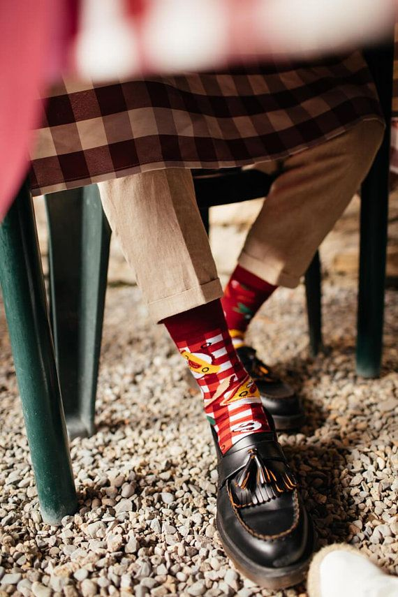 c8adda7d13b1 Pizza Italiana Socks | men socks | colorful socks | mismatched socks |  womens socks | patterned sock