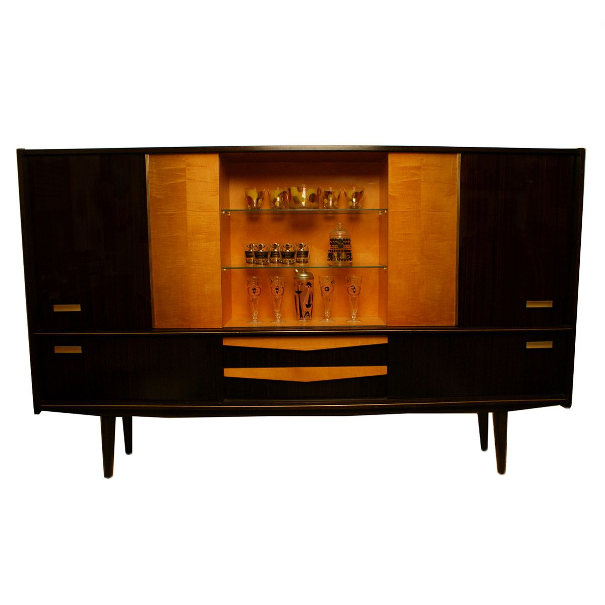 Fab midcentury shrunk cabinet for the home pinterest