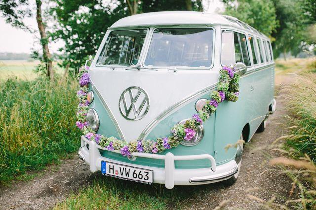 hochzeit am see mit vw bulli von christin lange wedding cars inspiration hochzeitsauto