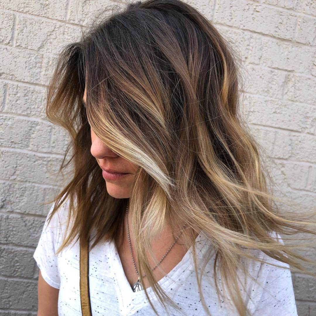 Amazing blondes by detroit balayage artist hair color pinterest