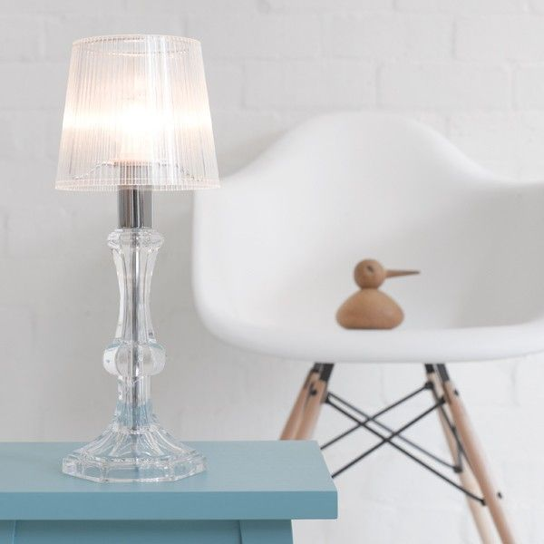 Coco Acrylic Table Lamp | Lamps | Lighting