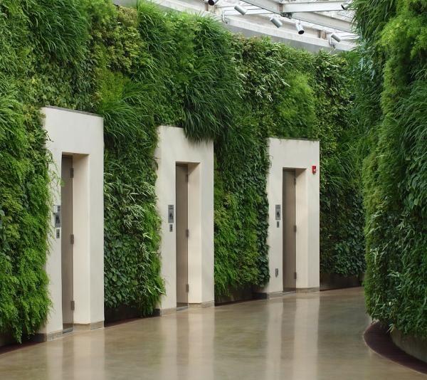 Técnica Green Wall