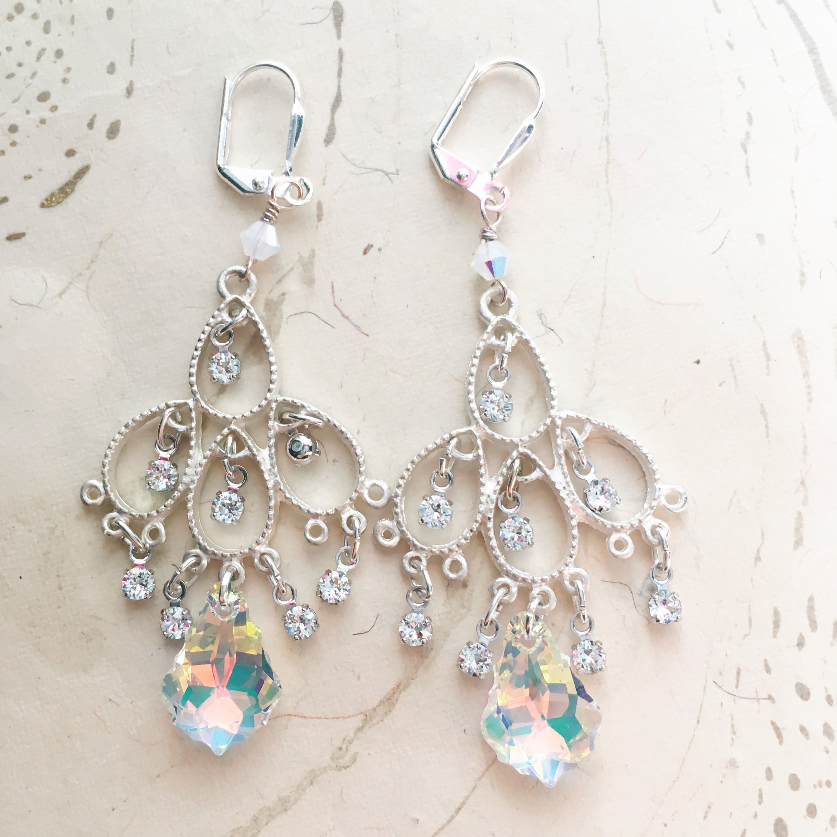 Snow Queen Diamontrigue Jewelry: Queen Earrings, Personalized Jewelry