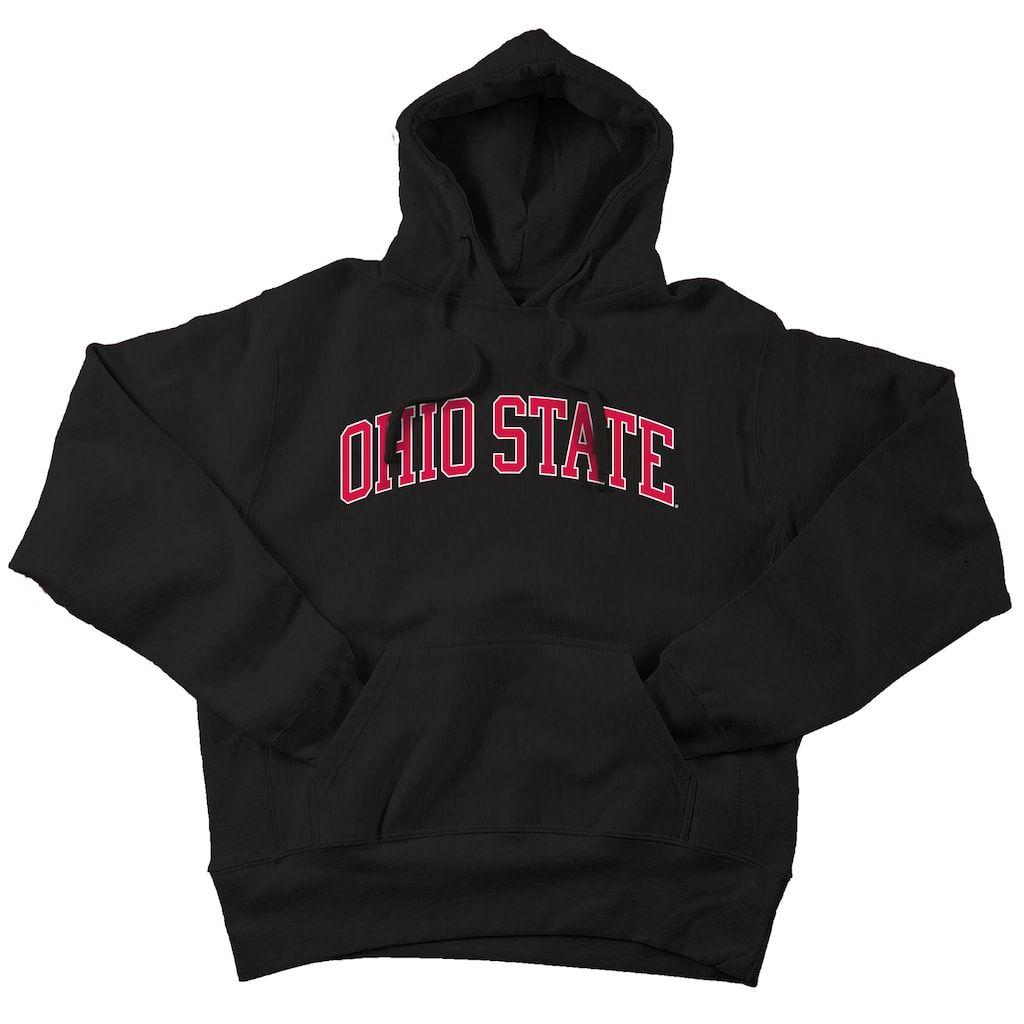 Men S Ohio State Buckeyes Wordmark Hoodie Ohio State Sweatshirt Sweatshirts Hoodies [ 1024 x 1024 Pixel ]
