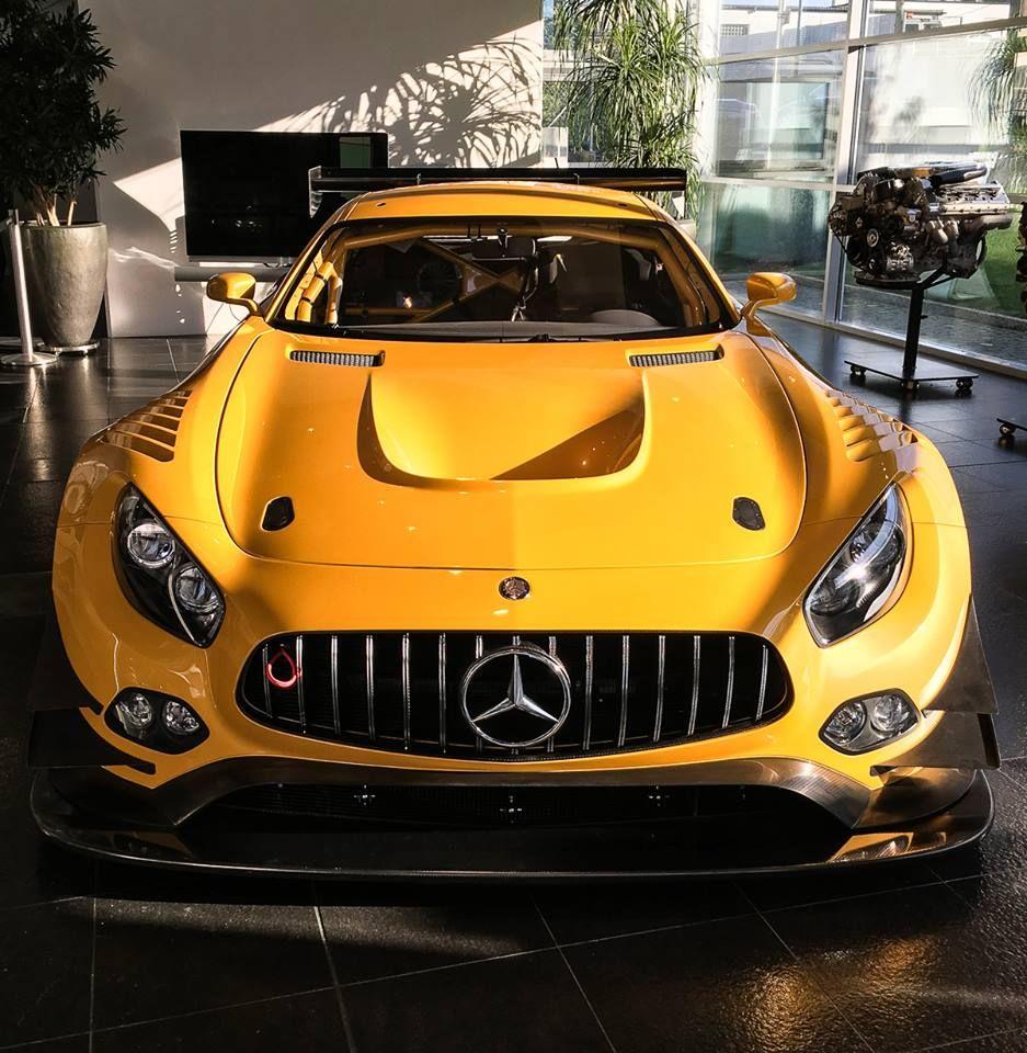Mercedes Benz Amg Gtr: AMG GTR MERCEDES-BENZ-RACING