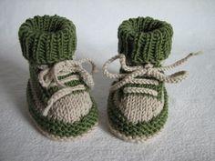 Schoener Stricken De schöne babyschuhe schnell und einfach selber stricken