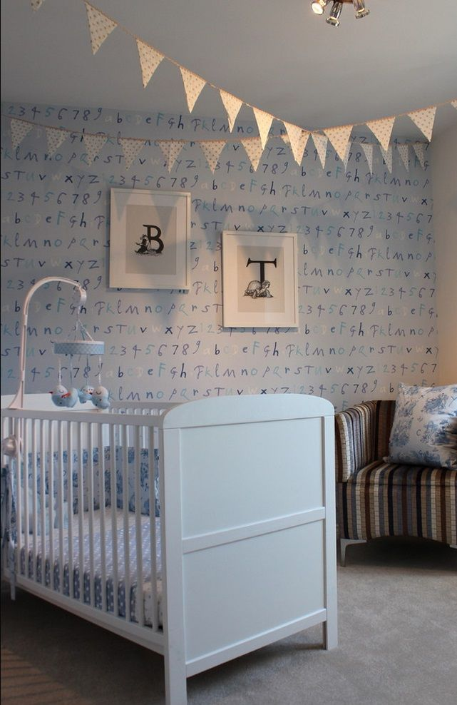 Baby Boy Nursery Room Decoration You Ll Be Here One Day I