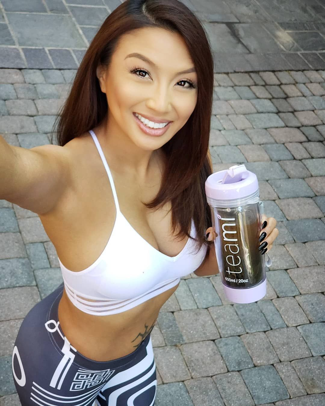 jeannie mai is giving