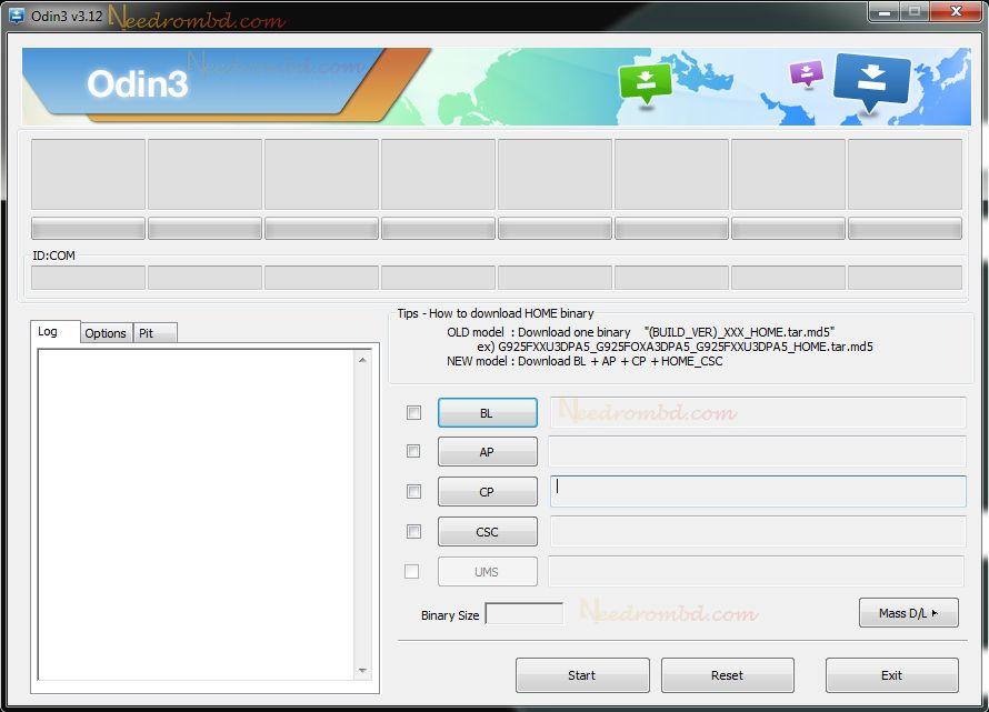 Samsung Odin Latest Version [ Odin 3 12 3 ] Download