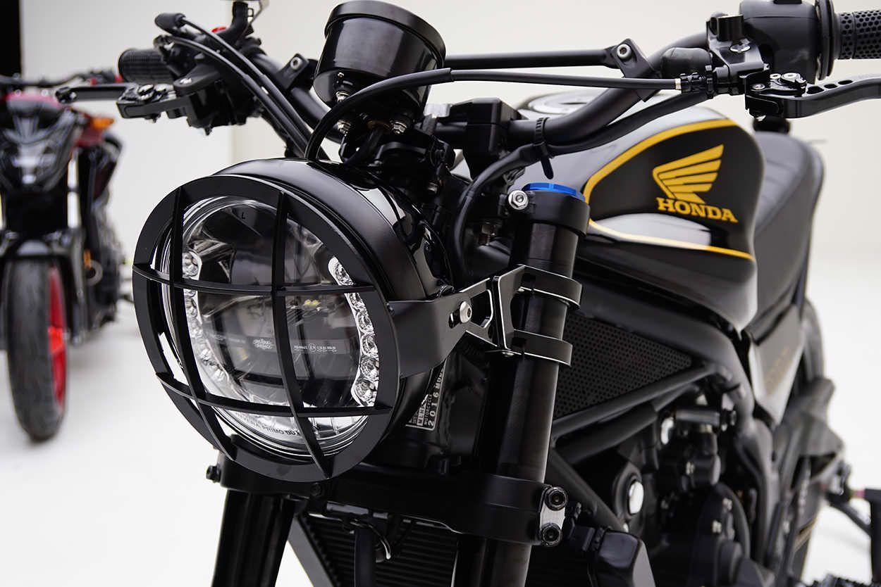 custom 2017 honda cb500 39 s 39 scrambler motorcycle cbr. Black Bedroom Furniture Sets. Home Design Ideas