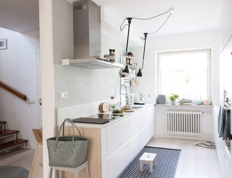 Umbau Reihenhaus Teil III Neue Küche in 2020 Küchen