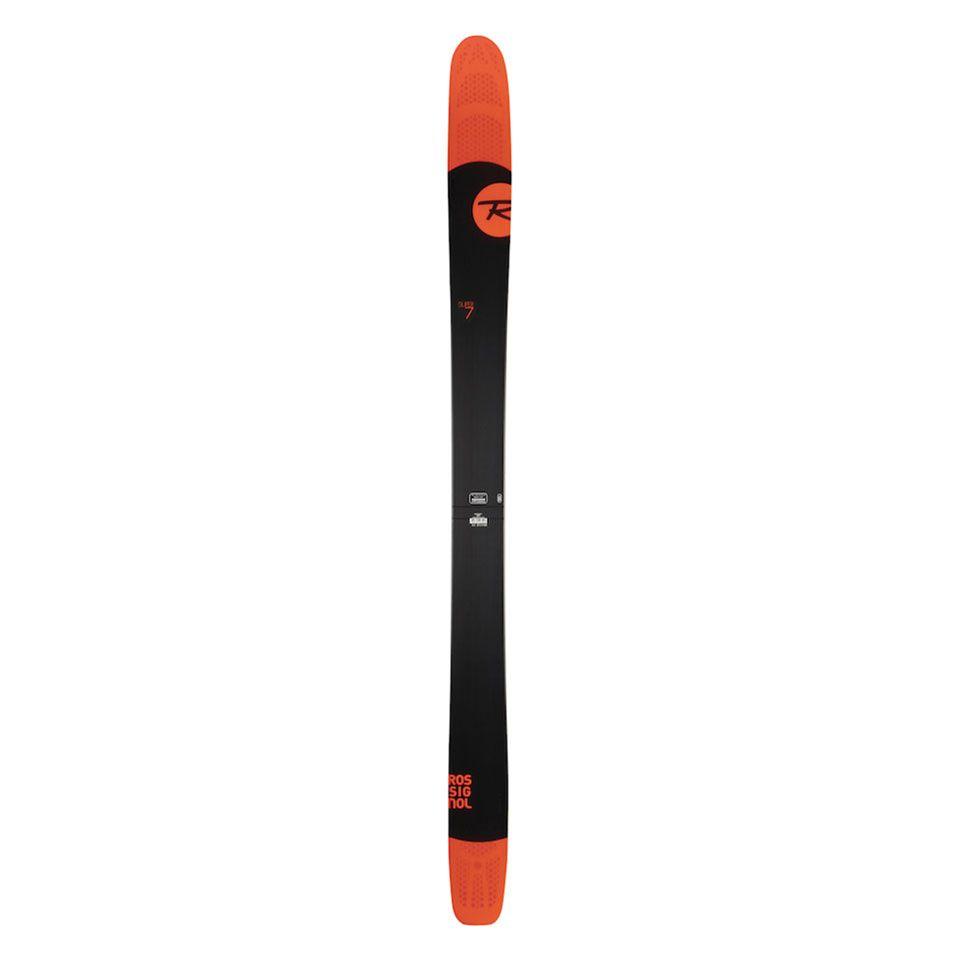Rossignol Super 7 Skis Skiing Outdoor Store Black Crow
