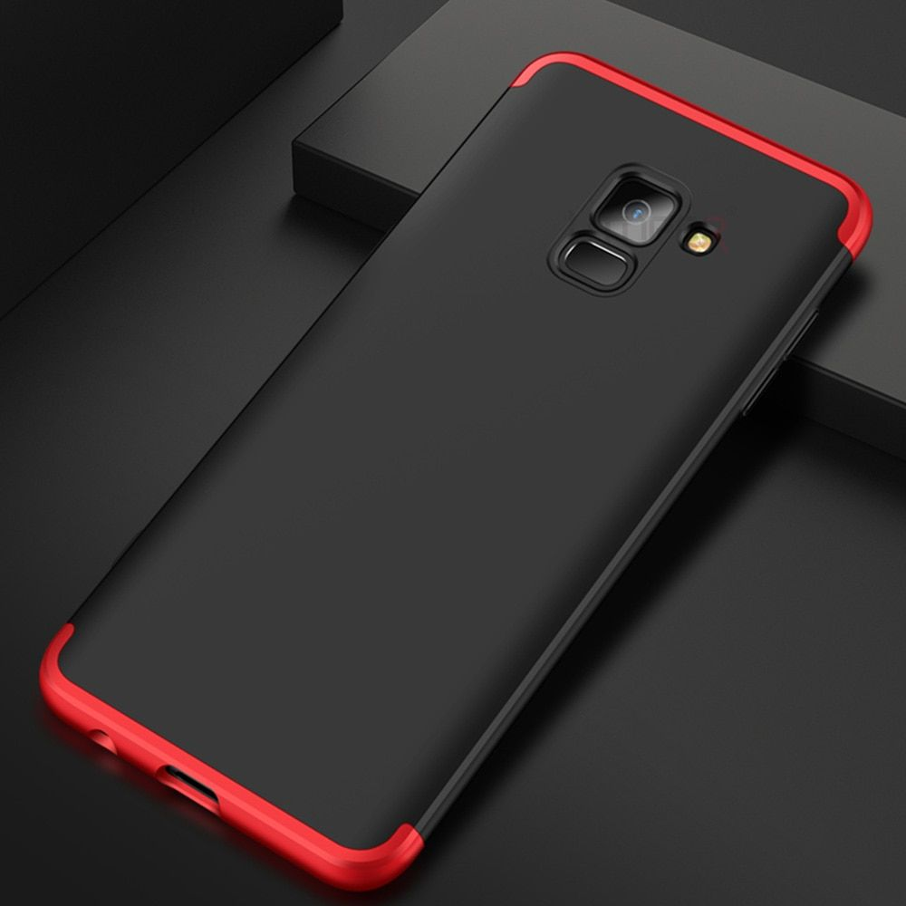 cheap where can i buy buy sale Luxury Protector Phone Case For Samsung Galaxy A8 Plus Case ...