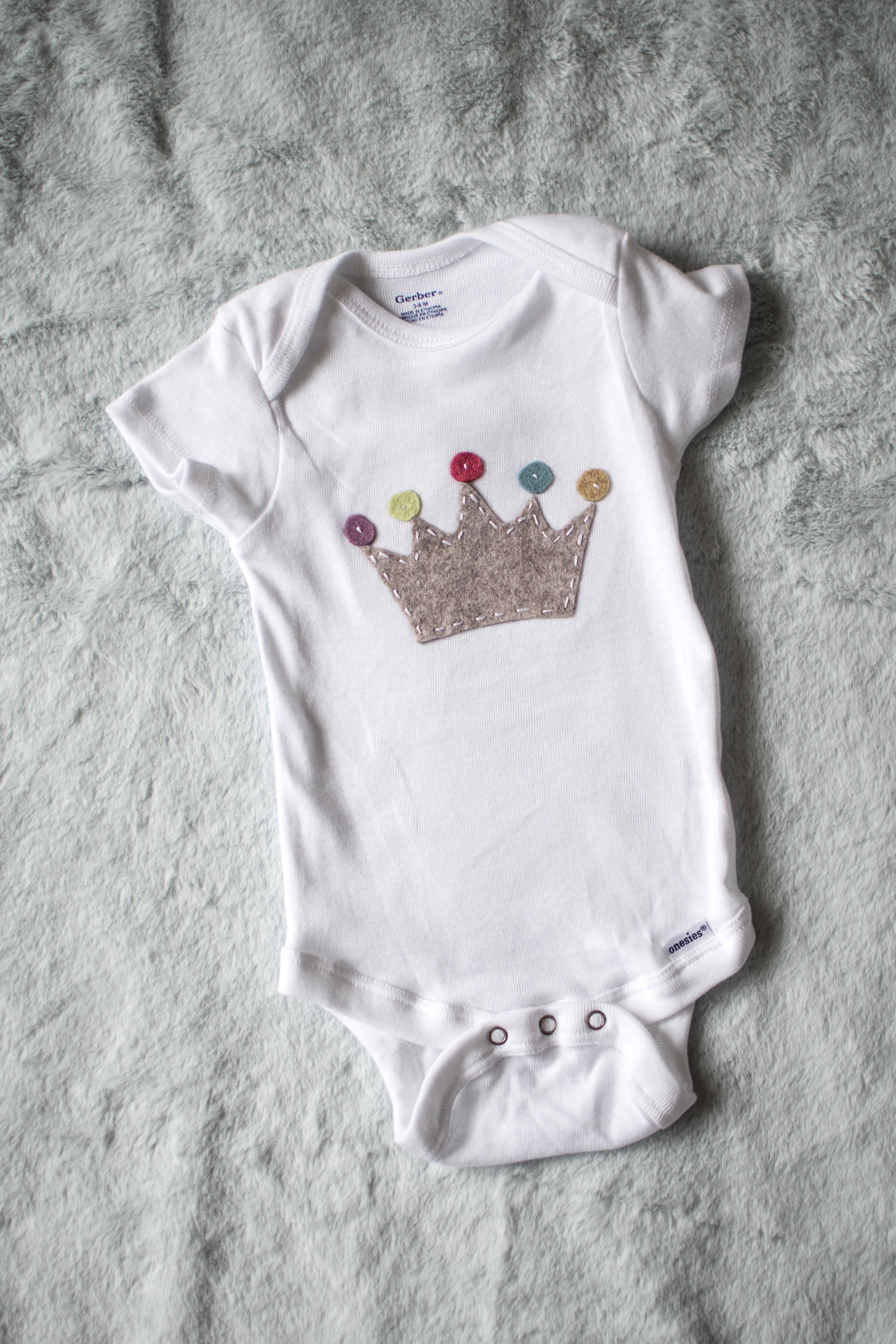 esie Baby Girl Princess Tiara Handmade Baby Clothes Every