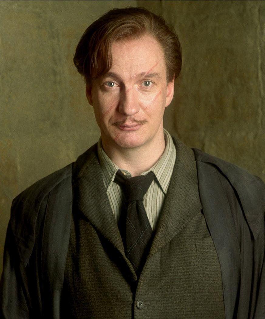 Pin Von Tanya R Auf Hogwarts Remus Lupin Harry Potter Film Harry Potter World