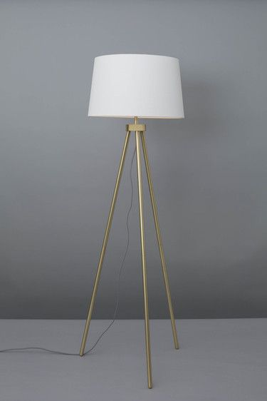 Ã…rstid Table Lamp Brass White Ikea