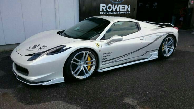 Ferrari Rowen 458