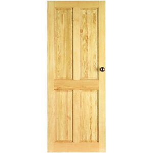 Wickes skipton internal fire door clear pine 4 panel 1981x762mm wickes skipton internal fire door clear pine 4 panel 1981x762mm planetlyrics Gallery
