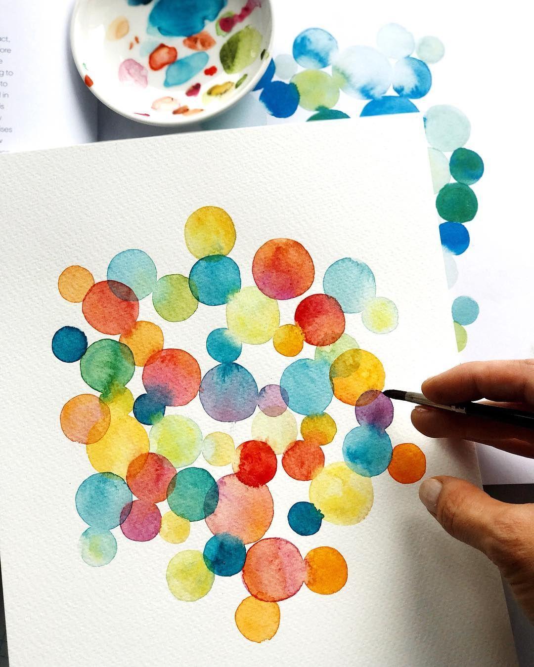 Watercolor Art Easy Watercolor Paintings Easy Watercolor
