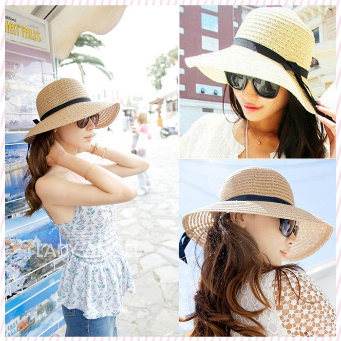 fcde2b8075ea3 Item Type  Sun Hats Pattern Type  Solid Department Name  Adult Style   Casual Gender  Women Material  Linen Model Number  H0197 Item Type  Straw  Hats