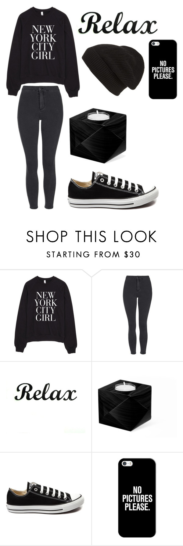 """Chilax"" by sophia-marie-beauty on Polyvore featuring Topshop, Converse, Casetify, Phase 3, women's clothing, women, female, woman, misses and juniors"