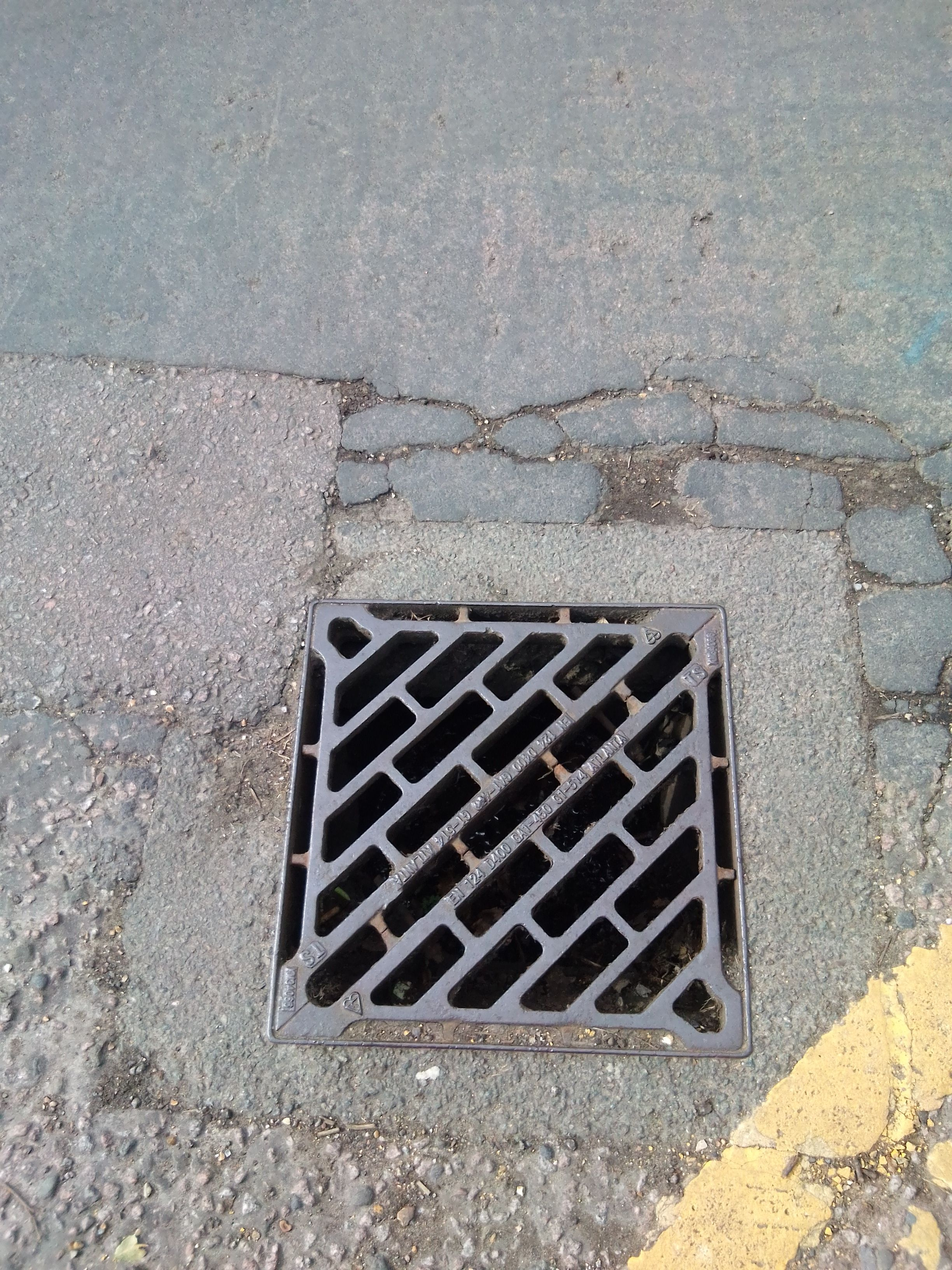 Drain Cover Leytonstone London Drain Cover Outdoor Drain