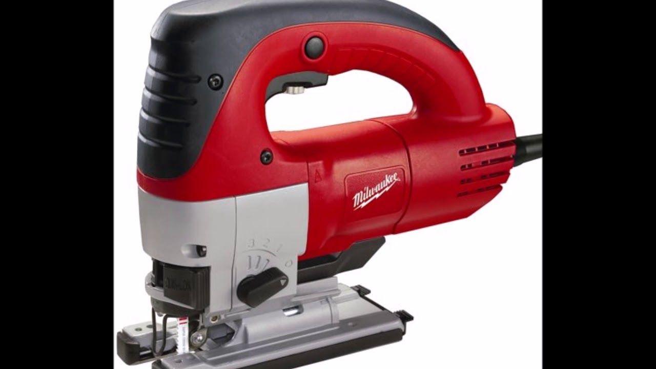 Milwaukee 6268 21 Review Top Handle Jig Saw Woodworking Jigsaw Milwaukee Jig Saw