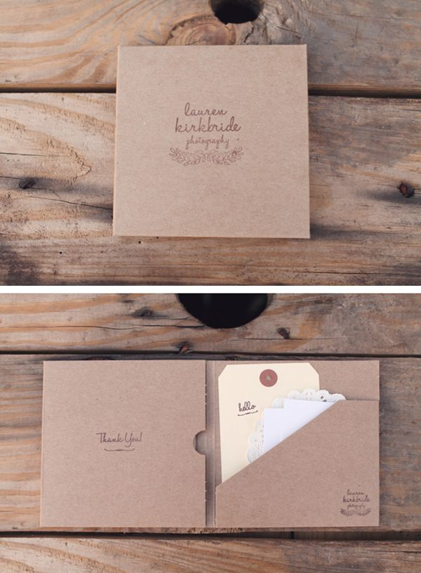"20 Gorgeous ""Thank You"" Card Ideas for Photographers 
