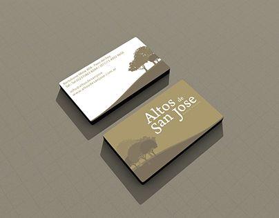 """ALTOS DE SAN JOSE . RESTYLING  BRAND @Behance portfolio: """"Altos de San Jose - Restylling Brand"""" http://be.net/gallery/52326577/Altos-de-San-Jose-Restylling-Brand"""