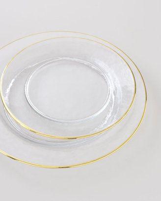 home decor \u0026 kitchen interior design - ShopStyle Neiman Marcus Four White-Gold Rimmed & Neiman Marcus Four White-Gold Rimmed Dinner Plates - ShopStyle ...