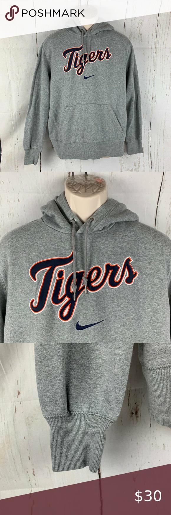 Nike Detroit Tigers Mlb Hoodie Genuine Merchandise Nike Detroit Tigers Men S Mlb Hoodie Genuine Merchandise Gray Pr Sweatshirt Shirt Sweatshirts Hoodie Hoodies [ 1740 x 580 Pixel ]