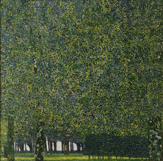 The Park by Gustav Klimt