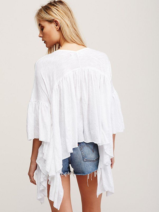 free people new romantics lena top