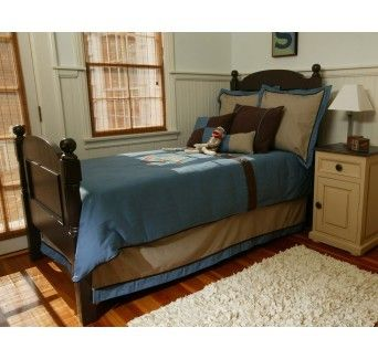 Newport Cottages Westport Bed-Available in a Variety of Finishes  from www.wellappointedhouse.com