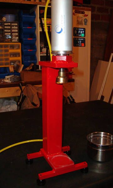 Pneumatic Bottle Capper Just Because Home Brew Forums Bottle Cappers Home Brewing Brewing