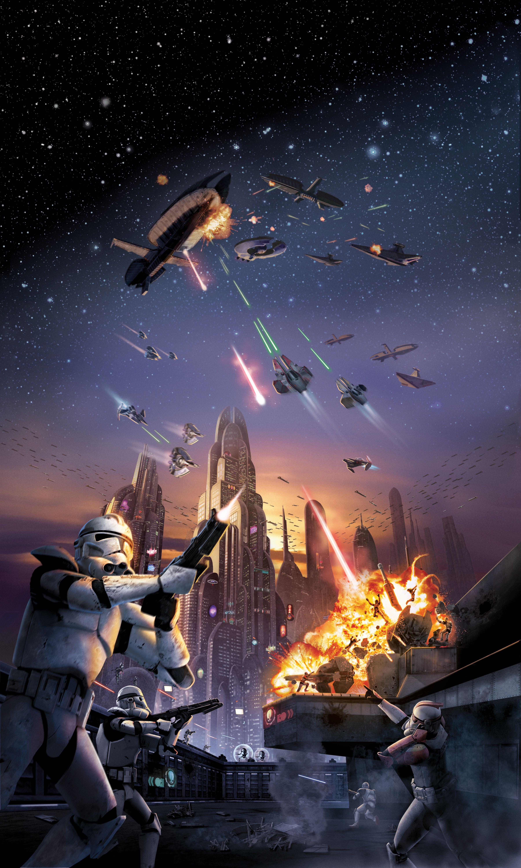 Fond Ecran Star Wars The Clone Wars