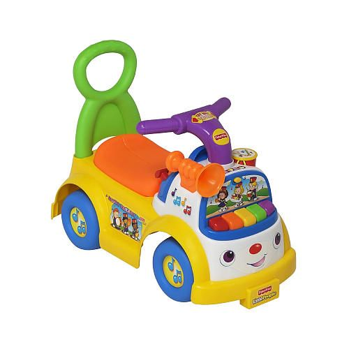 Fisher Price Little People Music Parade Ride On So Much