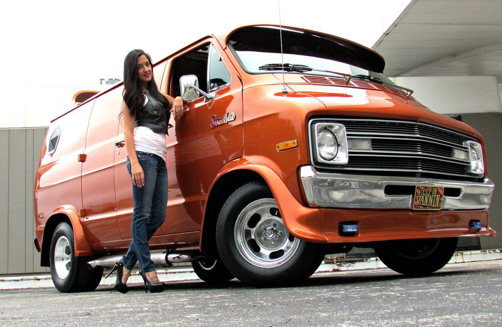 Dodge Street Van  U2013 1970 Dodge Challenger