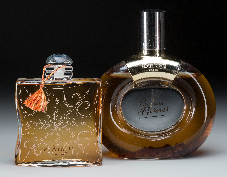Factice Two Faubourg Hermes Perfume BottlesParfum D'hermes24 tsChQdxBr