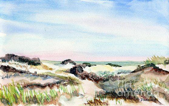 Pamela Parsons - Horseneck Beach, Massachusetts